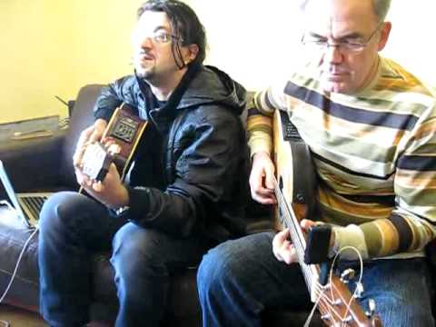 Zoran Starcevic, Muris Varajic, Emir Hot - Stara Pruga (Rehearsal in London)