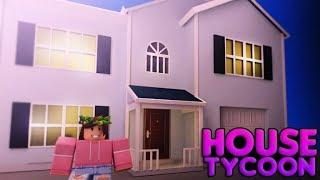 Harika Bir Villa Yapıyoruz / House Tycoon / Roblox Türkçe
