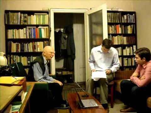 Wywiad Z Prof. Wolniewiczem, Cz. VII (o Sobie Samym)