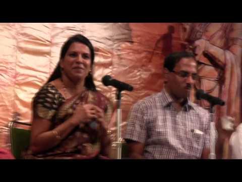 Japan Tamil Sangam  Pongal Sirappu pattimanram2015  Mrs Bharathi baskar final speech