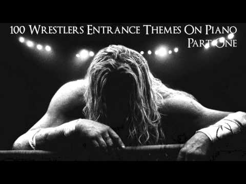 100 Wwe Themes On Piano - Name The Entrance Themes Part One video
