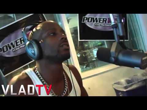 DMX: Never Had Beef With Ja Rule; I Can't Kill My Son (2005)