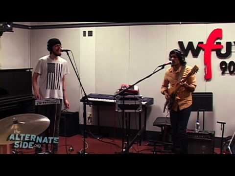 Yeasayer - ONE (In-studio on TheAlternateSide.org)