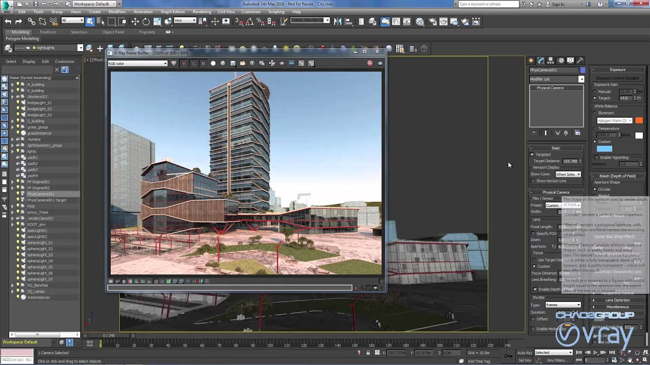 V-ray vray 3ds max gold