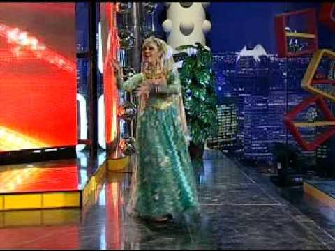 Sun Saiba Sun Pyar Ki Dhun - Oksana Rasulova, Bolywood Dance video