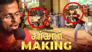 SARKAR Official Making Video – Sarkar Behind the Scenes | Thalapathy Vijay