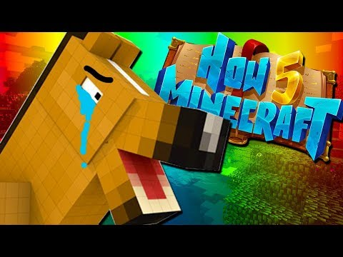 THIS SHOULDN'T GO ON YOUTUBE!! - How To Minecraft Season 5 (Episode 10)