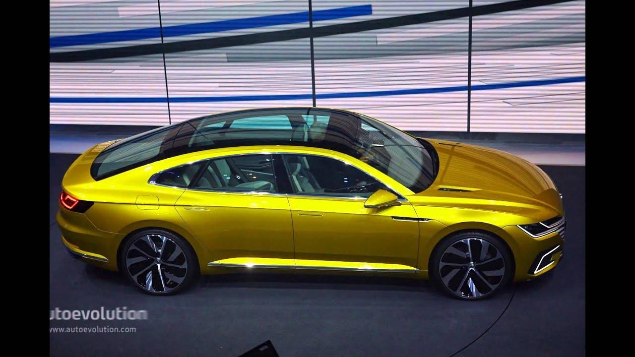 2017-2016 VW Sport Coupe GTE : New Luxury SPort Car ...