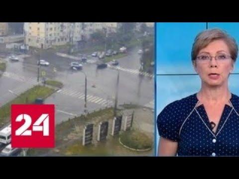 Погода 24: в Иркутской области огонь подбирается к нефтяным вышкам