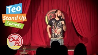 Teo - We make the best gipsy | Club 99 | Stand-up Comedy