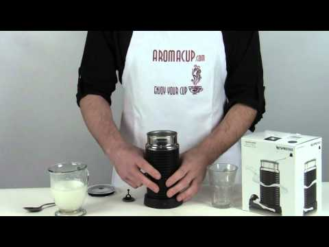 Nespresso Aeroccino 3 Milk Frother Review