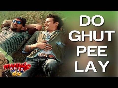 Do Ghut Pee Lay - Munde UK De | Jimmy Shergill | Sunidhi Chauhan...