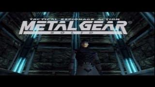 Metal Gear Solid (ITA) Parte 1 - INFILTRAZIONE