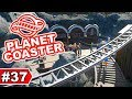 Neue Monorail-Station in Thrymheim | Planet Coaster Lets Play #37