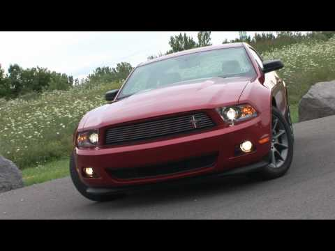 2011 Ford Mustang V6 - Drive Time Review