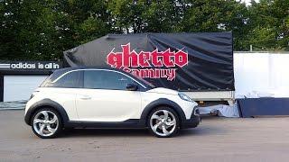 Opel Adam Rocks, First Drive Review – Primo Contatto