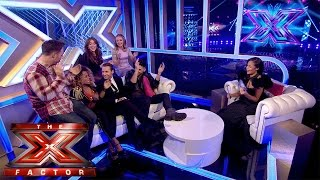Fleur's X Factor Freestyle rap | The Xtra Factor UK 2014