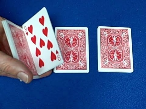 Easy Great Card Trick Tutorial (Better Quality)