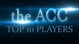 TOP 10 OFFENSIVE PLAYERS IN THE ACC 2019 FOOTBALL SEASON