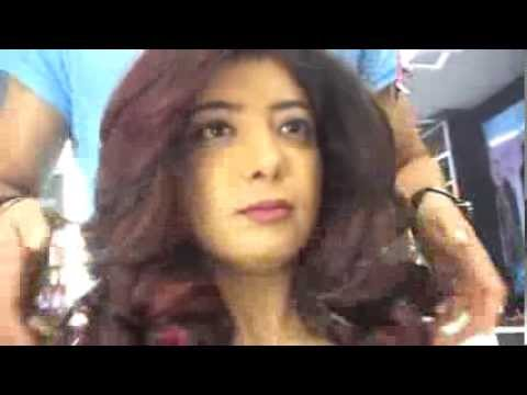 Vlog: Getting Haircut and Highlights Coloring at Lakme Absolute Salon + Tour (Bandra - Mumbai)