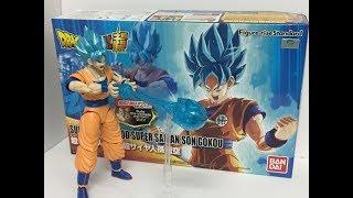 Review Bộ Mô Hình Dragon Ball - Super Saiyan God Super Saiyan SonGoKu (Super Saiyan Blue)