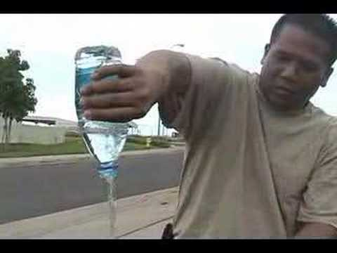 Flow...water magic trick