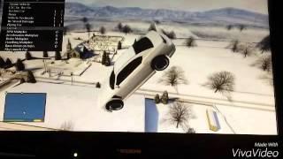 GTA 5 mod menu 1.25