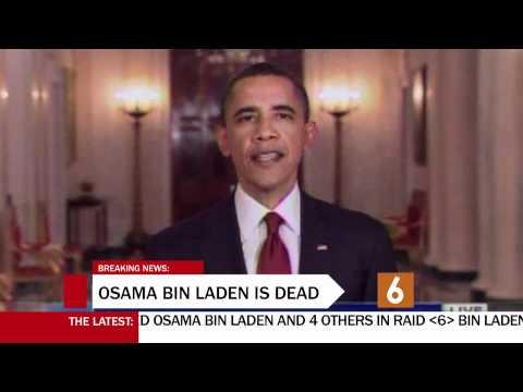 Al Qaeda leader, Osama Bin Laden, Dead after Firefight in Pakistan Compound