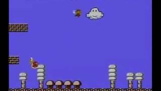 Super Mario Bros.: The Lost Levels (NES) Speedrun - 8:13