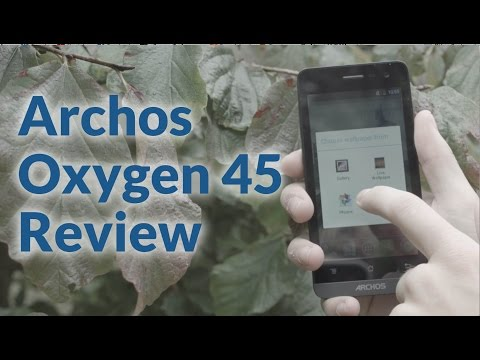 Archos 45 Helium Review