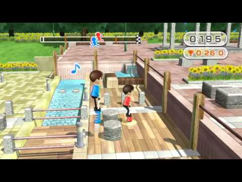 Wii Party - All Duel Mini-Games