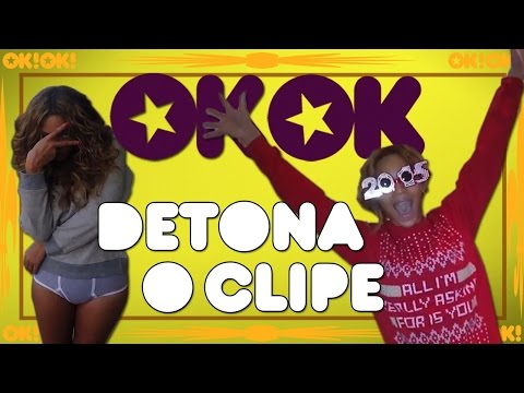 Beyoncé No Seven Eleven | Ok!ok! Detona O Clipe video
