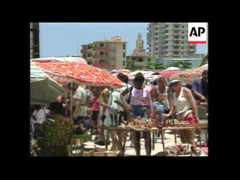 CUBA: ECONOMY SURGING DESPITE TOUGH US SANCTIONS