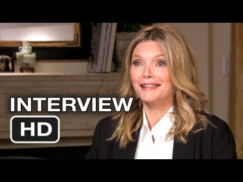 People Like Us Interview - Michelle Pfeiffer (2012) Chris Pine Movie Hd video