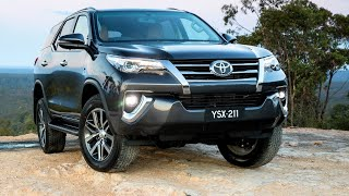 Toyota All New Fortuner 2018