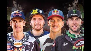 2018 Racer X Supercross Preview Show: Episode 1, #WhosNext?