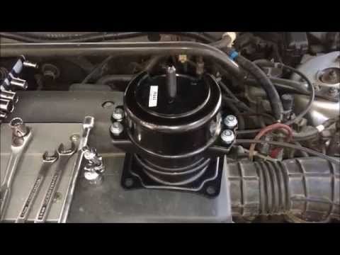 1999~2003 Acura 3.2 TL Motor Mount Replacement