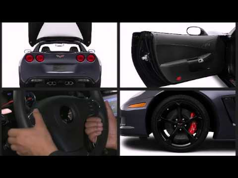 2013 Chevrolet Corvette Video