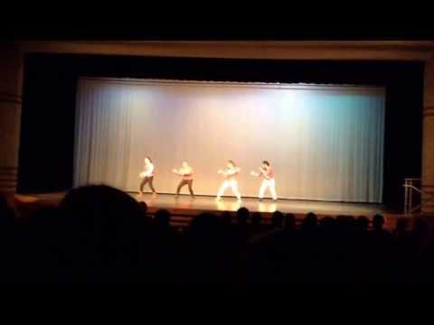 KPOP Dance at Long Reach High School ISO Culture Show