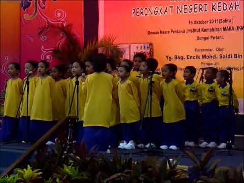 Pertandingan Choral Speaking Peringkat Negeri Kedah 2011