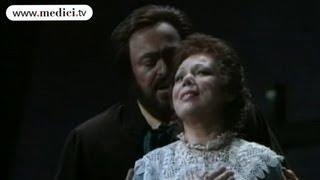 La Bohème Puccini O Soave Fanciulla Mirella Freni And Luciano Pavarotti