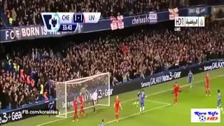 أهداف مباراة تشيلسي و ليفربول 2-1