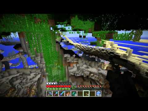 Etho MindCrack SMP - Episode 87: Crumbling Tower