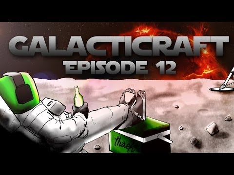 Galacticraft - E12 - Tu veux un Mars ?!