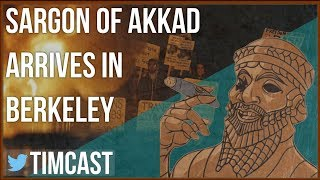 SARGON OF AKKAD ARRIVES AT BERKELEY FREE SPEECH WEEK