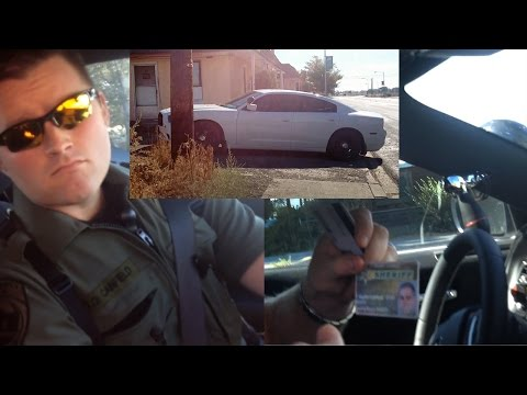 Civilian pulls cop over for unmarked unit in viral video