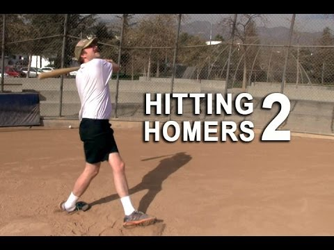 Hitting Homers with Kent Murphy Part 2: Walkoff Dingers