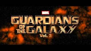 GUARDIANS OF THE GALAXY VOL 2 Fan Made Title Sequence