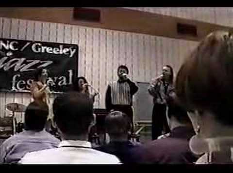 New York Voices ~ Lady Be Good/Star Spangled Banner