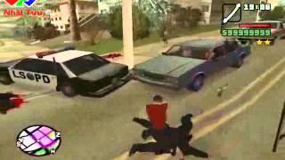 3d Game | cuop duong pho 6 toi GTA SA | cuop duong pho 6 toi GTA SA